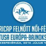 Bericap Felnőtt női-férfi Öttusa Európa-bajnokság