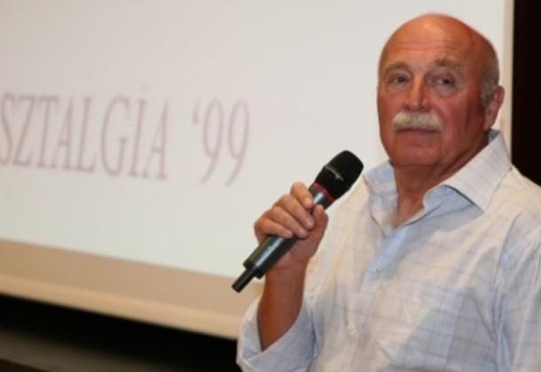 Pécsi Gábor 75 éves