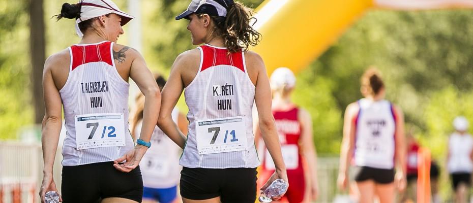 Varsóra figyelünk! A női váltóval kezdődik ma a világbajnokság!