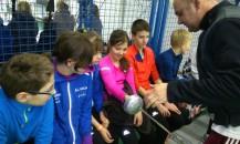 Az Uniqa Team Újbuda SE és az Alba Volán SC a patrónus programban