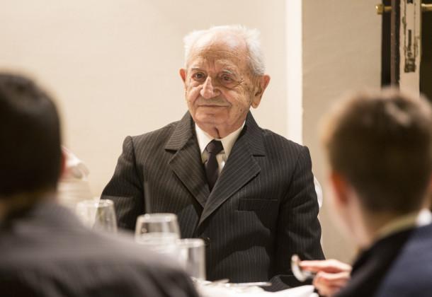 Radosza Mihály 96 éves