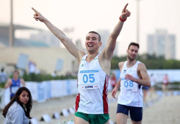 Marosi Ádám ezüstérmes Kairóban!
