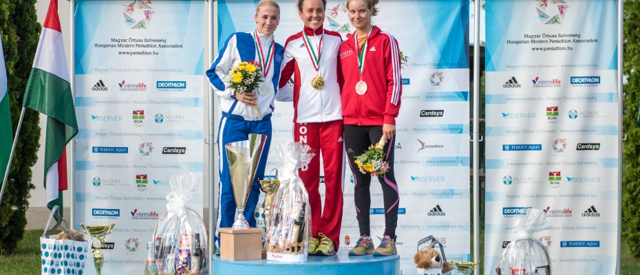 Chloe Esposito nyerte a Nu Skin Felnőtt Országos Bajnokságot