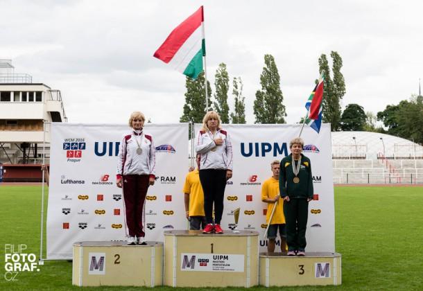 UIPM Masters Világbajnokság Prágában