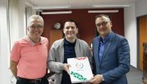Az adidasszal újabb együttműködésről tárgyalt Borkai Zsolt