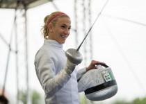 Kovács Sarolta bronzérmet nyert az öttusázók kecskeméti világkupaversenyén