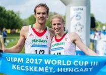Fantasztikus zárás a kecskeméti világkupán! Aranyérmes a Kovács-Demeter kettős!