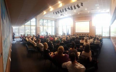 Második alkalommal rendezett a MÖSZ konferenciát az utánpótlás korú sportolók szülei és edzői részére