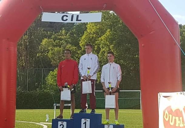 Kettős magyar siker a cseh nyílt bajnokságon