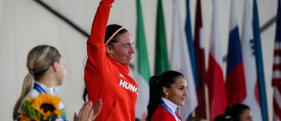 Fantasztikus siker!  Alekszejev Tamara nyerte a világkupa-döntőt Vilniusban!