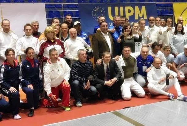 XII. Nyílt Masters Európa-bajnokság Kharkivban