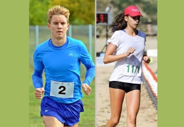 A Szűcs Dóra, Horváth Barnabás kettős bronzérmes lett az U17-es mix váltó versenyen