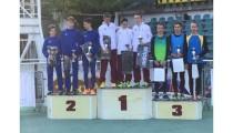 Aranyérmes lett az U17 fiú csapat Prágában