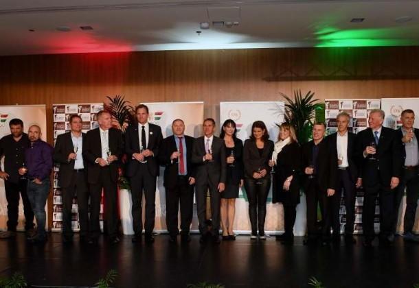 A barcelonai olimpia hőseit ünnepelték a 25 éves évforduló alkalmából