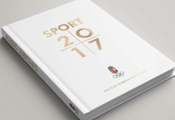 Sport 2017: 512 oldal+36 oldal melléklet, 950 ezer karakter, 600 kép