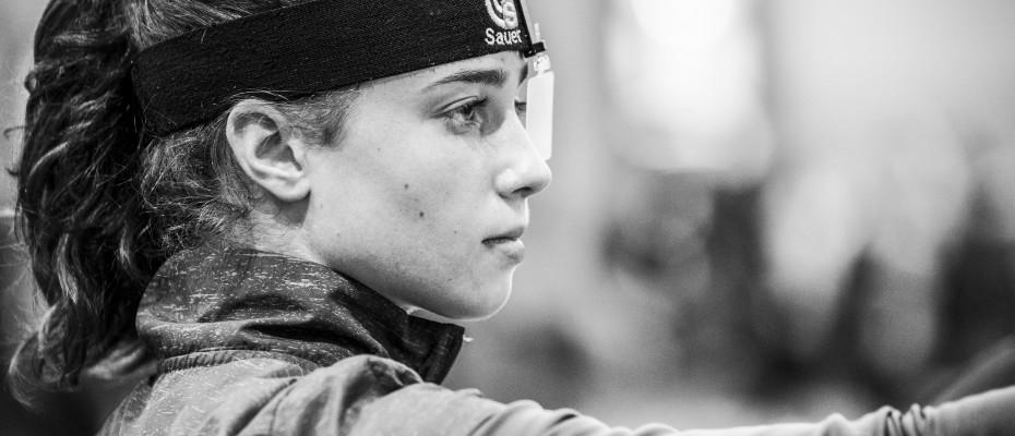 Gulyás Michelle és Katona Bálint az idei U19 Országos Bajnokság aranyérmesei
