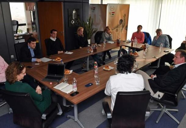 Megalakult a MOB Sportmarketing Bizottsága