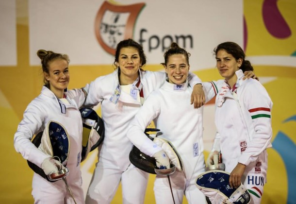 Az U19 -es Világbajnokság női döntőjének eredménye