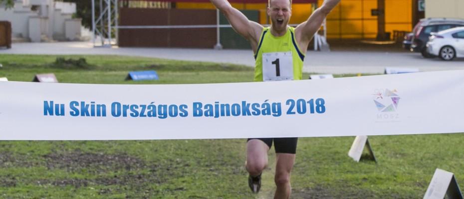 Kasza Róbert és a KSI SE győzött a férfiaknál a Nu Skin Országos Bajnokságon