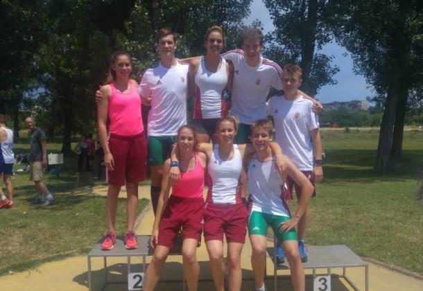 U19 YOG kvalifikációs verseny – Pazardzhik