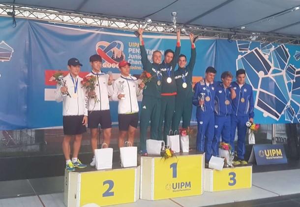 Junior világbajnok lett a magyar férfi csapat!