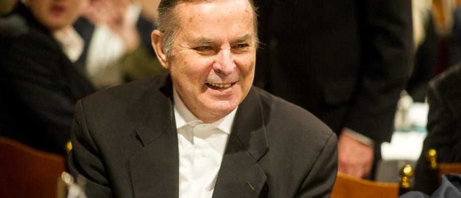 Isten éltesse a ma 80 éves Balczó Andrást!