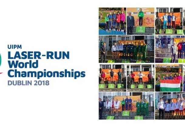 Magyar sikerek a dublini Laser Run világbajnokságon