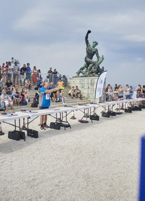 Laser Run verseny /Budapest Urban Games