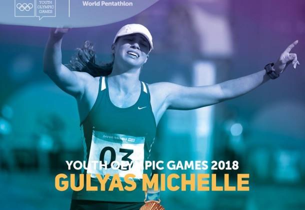 Gulyás Michelle bronzérmet nyert az Ifjúsági Olimpián Buenos Airesben
