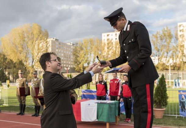 Olasz versenyző érdemelte a Nemzetközi Fair Play-díjat a budapesti katonai öttusa vb-n