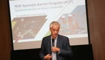 A NOB sportolói karrierprogramjáról tartottak szemináriumot Budapesten
