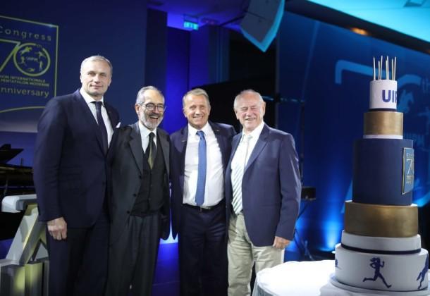 Dr. Török Ferencet a Hall of Fame tagjai közé választották a 70. UIPM kongresszuson