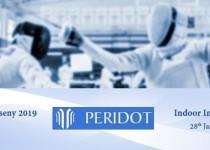 Peridot Fedett pályás verseny részletes programja/Detailed program of Peridot Hungarian Indoor Competition
