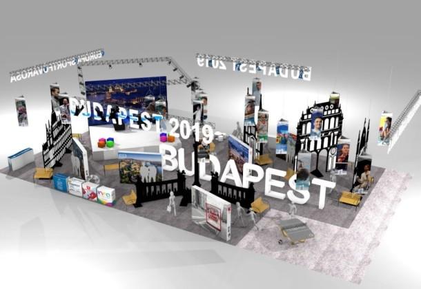 Élsportolók és művészek az Utazás kiállítás Budapest standján!