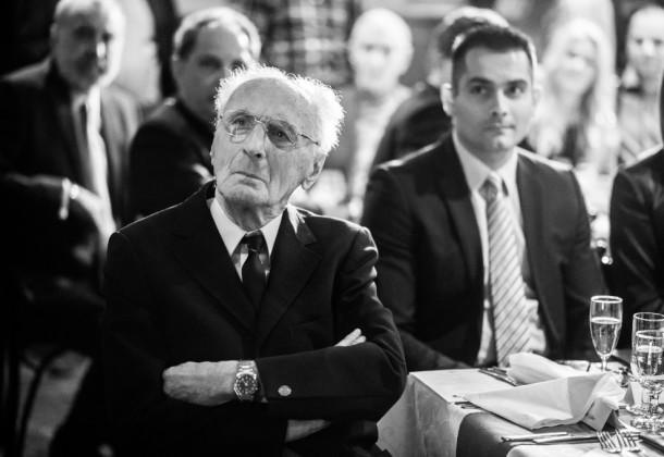 Benedek Gábor 92 éves