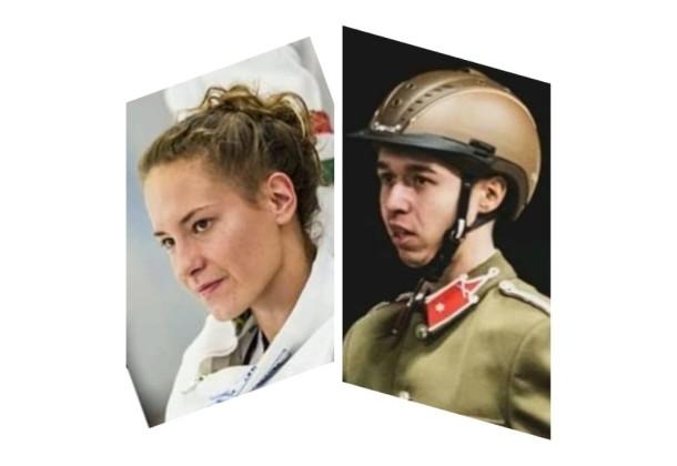 A Réti Kamilla/Szabó Illés páros bronzérmes lett a mix váltó versenyen Kairóban