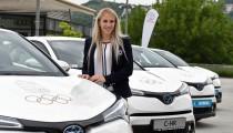 Újabb 13 magyar olimpikon tokiói felkészülését támogatja a Toyota