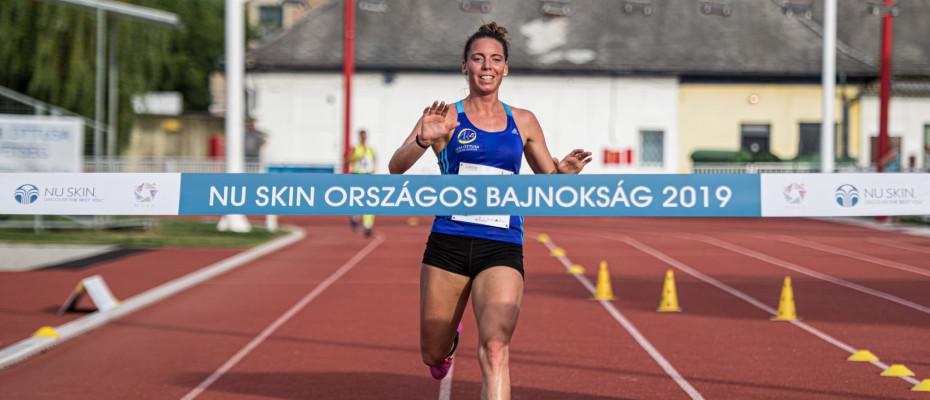 Alekszejev Tamara másodszor lett országos bajnok