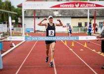 Kardos Bence magyar bajnok