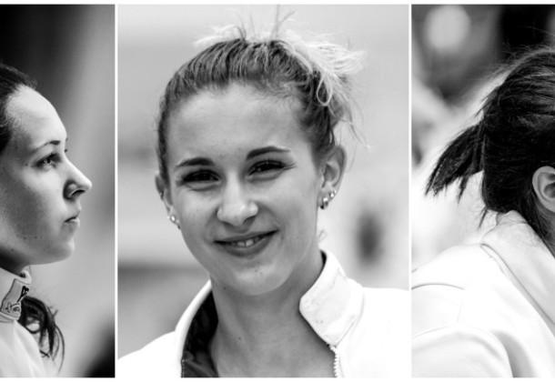 Guzi Blanka, Kovács Eszter és Szarka Luca döntőbe jutott a Junior Európa-bajnokságon