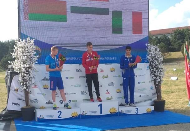 Viczián Bence megnyerte az U19-es Európa-bajnokságot