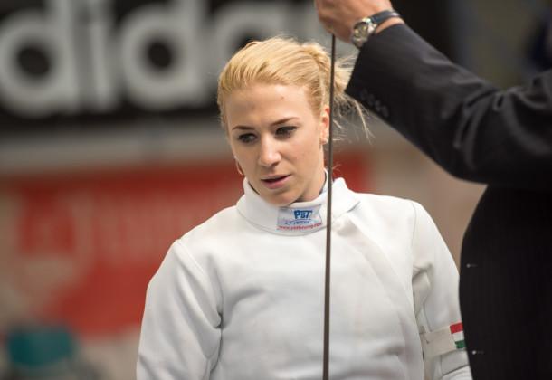 Kovács Sarolta a 13. lett, olimpiai kvótát szerzett!