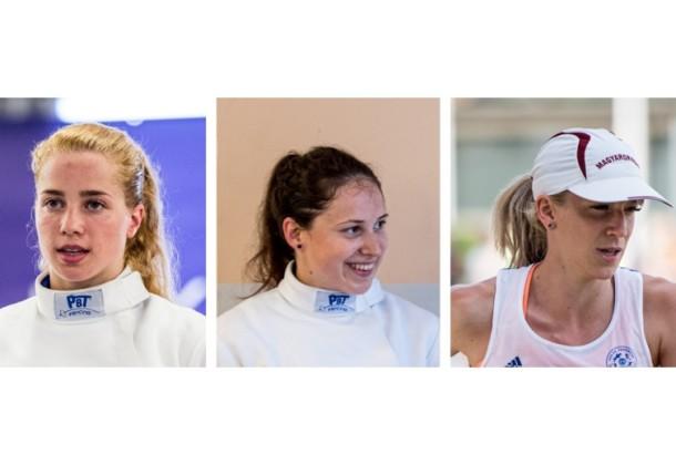Három magyar döntős az öttusa Eb női versenyében
