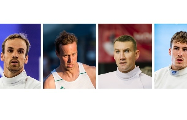 Négyből négy magyar férfi versenyző döntős az öttusa Eb-n