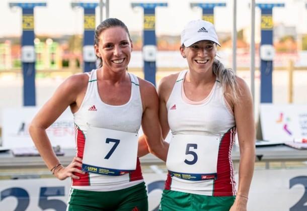 Három magyar hölgy a döntőben