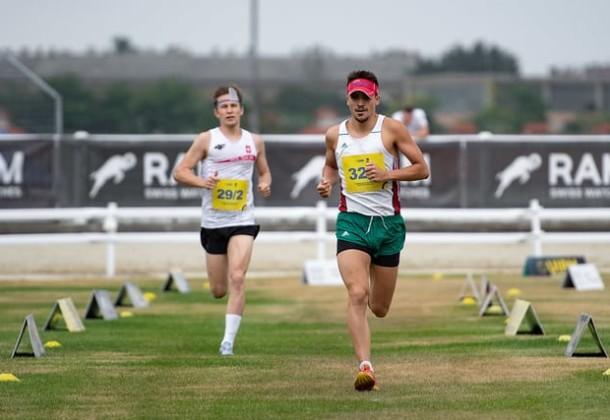 UIPM Laser Run Világbajnokság 2019 mix váltó