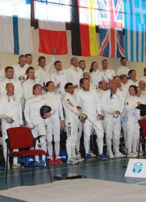 Masters Európa-bajnokság 2019 Gyömrő