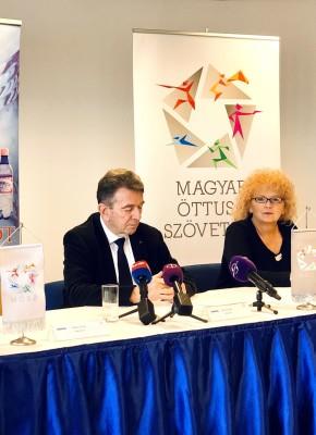 Peridot Fedett pályás verseny 2020 sajtótájékoztató