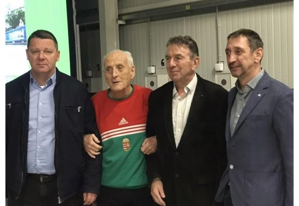 Csepeli öttusa ünnep pályaavatóval