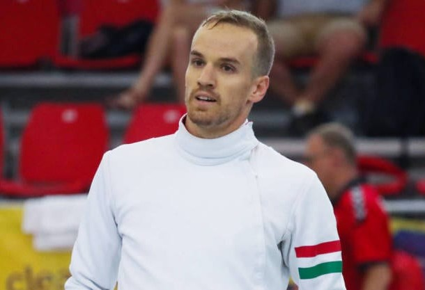 A volános Demeter Bence bronzérmes lett a fővárosi laser-run viadalon